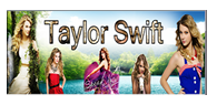 Personalized Taylor Swift Banner